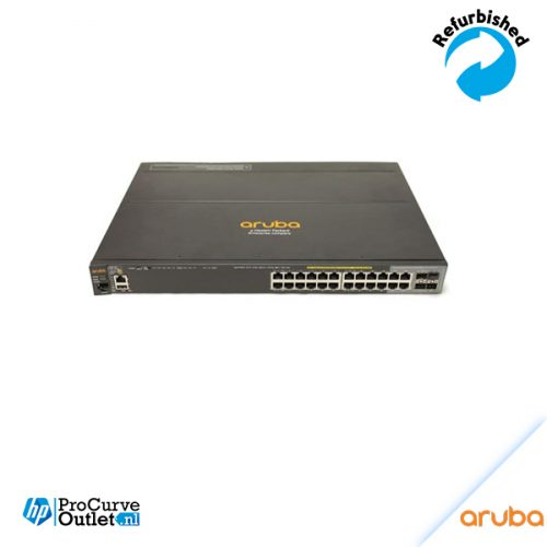Aruba 2920-24G-PoE+ al Switch J9727AA