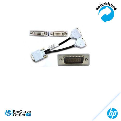 HP DMS-59 DVI Dual-head Connector Cable 338285-009