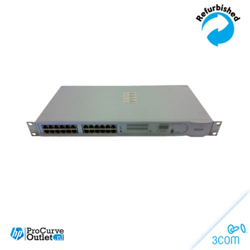 3Com® SuperStack3 Baseline Switch 24-Port 3C16465B