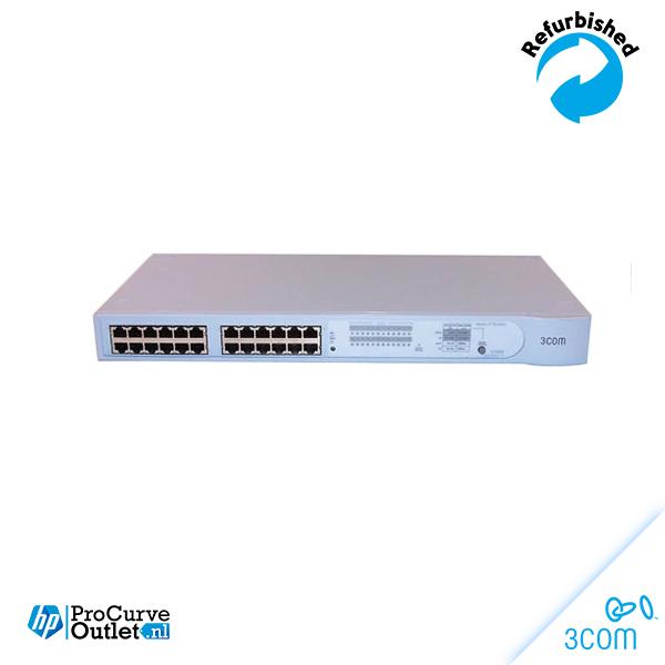 3Com® Switch3300XM Switch 24Port 3C16985B