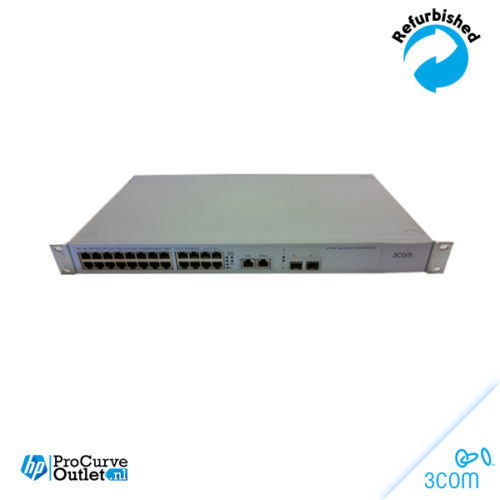 3Com® Switch 4200 10/ 100 Switch 28-port 3C17304A