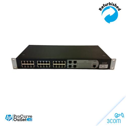 3Com® Switch 2924SFP PlusSwitch 24Port 3CBLSG24