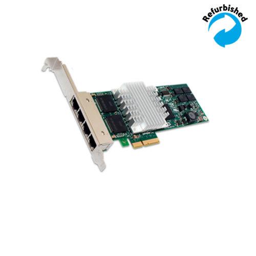 HP NC364T Quad Port Gigabit PCI-E Server NIC 436431-001