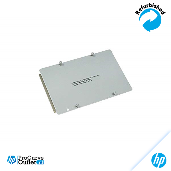 HP Blank Cover ZL Switch 5400r Power Supply Blanking Plate 5003-0771 B