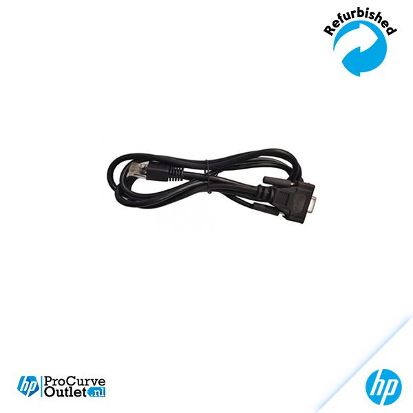 OEM Console kabel D-SUB9 /RJ45 5066-3090