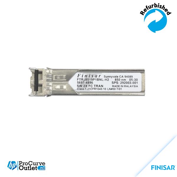 Finisar 2 Gb SFP Transceiver FTLF8519P1BNL-H2 5697-4896