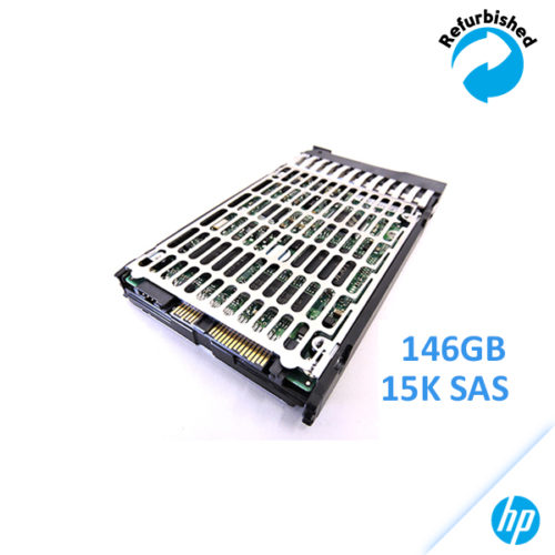 HP 146GB 2.5-inch SFF SAS 6Gb/s 15K RPM EH0146FBQDC /w Bracket