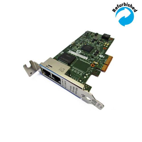 HP NC361T Dual Gigabit PCI-E Server NIC 656241-001 5712505510209
