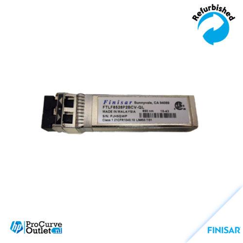 Finisar 10 Gb SR SFP+ Transceiver FTLF8528P2BCV-QL