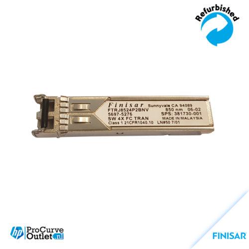 Finisar FTRJ8524P2BNV 4/1G SFP Transceiver 5697-5276