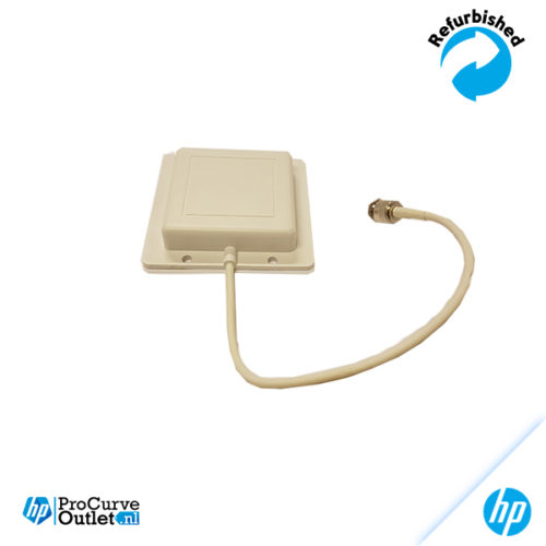 2.4GHz 8dBi LH Polarized Patch Antenna HG2409PCL