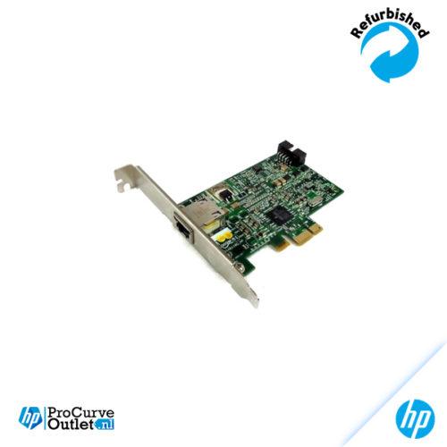 HP Broadcom Single Port Gigabit PCIe LP NIC 488293-001