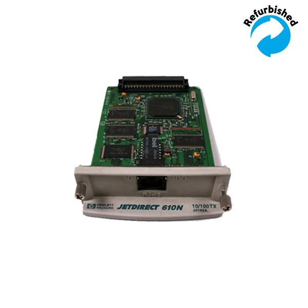 HP Jetdirect 610n print server J4169A 0609224778384