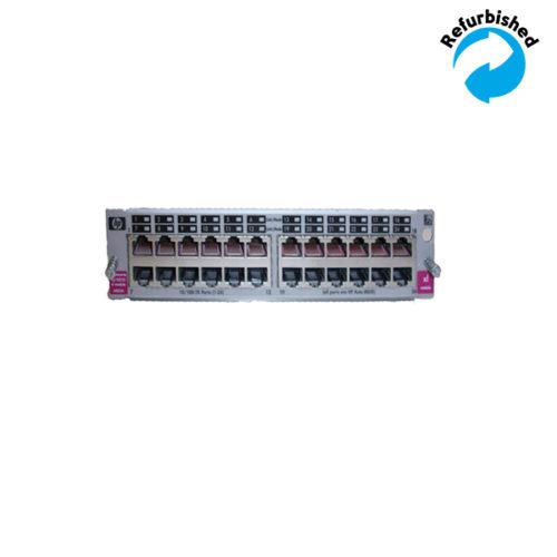 HP ProCurve xl 24-Port 10/100-T module J4820A 88698515136