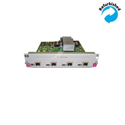 HP ProCurve xl 4-Port 100/1000-T Module J4821A 4053162571792