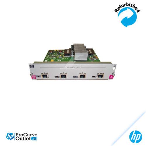 HP ProCurve xl 4-Port 100/1000-T Module J4821A
