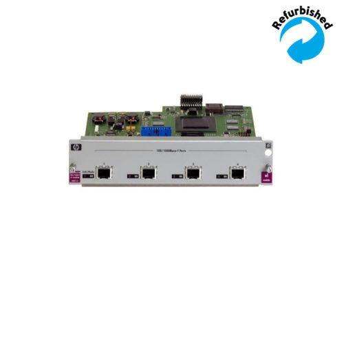 HP ProCurve xl 4-Port 100/1000-T Module J4821B 7427449749780