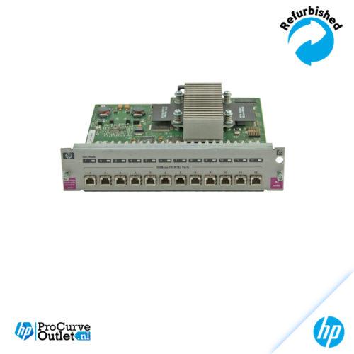 HP ProCurve Switch XL 12p 100-FX MTRJ Module J4852A