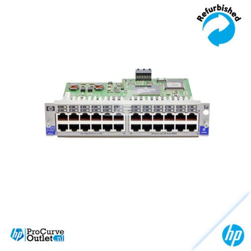 HP ProCurve gl 24-Port 10/100 TX Module J4862A