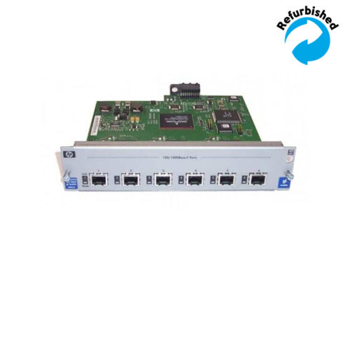 HP ProCurve gl 6-Port 100/1000-T Module J4863A 725184869815