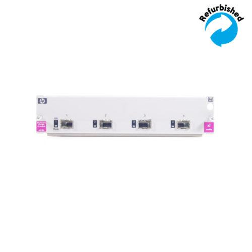 HP ProCurve Switch xl 4-port Mini-GBIC Module J4878A 5712505590782