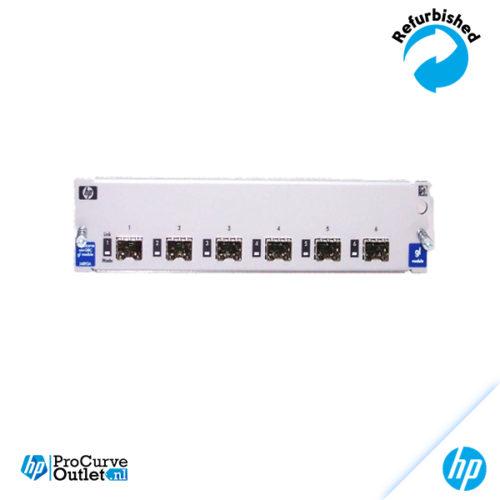 HP ProCurve gl 6-Port Mini-GBIC Module J4893A