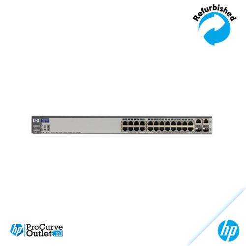 HP ProCurve 2626 24x 10/100, 2xGbit, 2xSFP J4900B 0829160597768