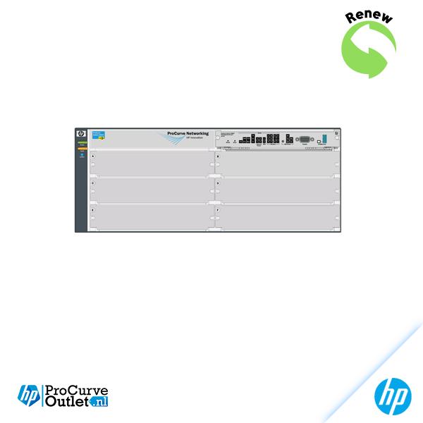 Renew HP ProCurve 5406 zl Switch chassis J8697A J8697AR