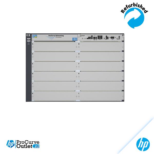 HP ProCurve E5412 zl Switch Chassis J8698A