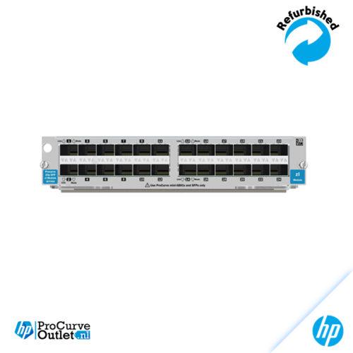 HP 24-port Mini-GBIC zl Module J8706A 882780285163