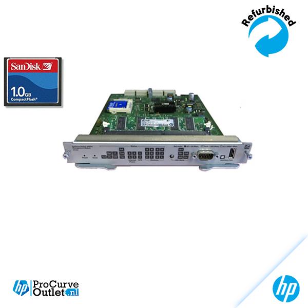 HP ProCurve Switch 5400zl /w 1GB Flash with Premium SW/Lic