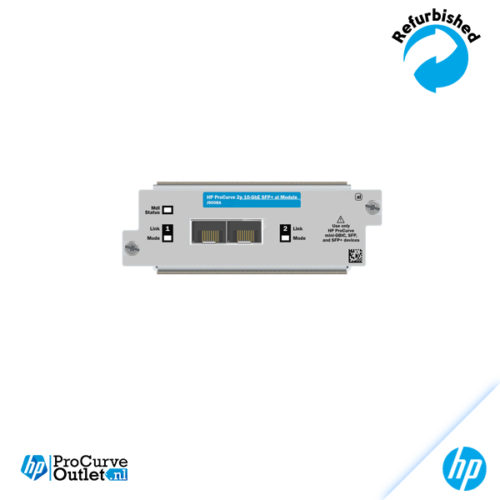 HP 2910 2-port 10GbE SFP+ al Module J9008A 882780114838