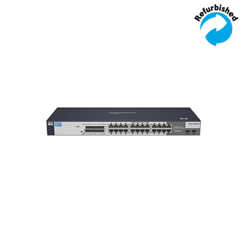 HP ProCurve 1700-24 24x10/100 Switch J9080A 0882780979772