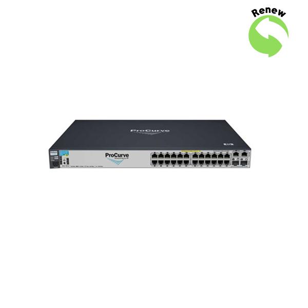 HP ProCurve 2610-24/12-PoE 10/100 J9086AR 0883585199068