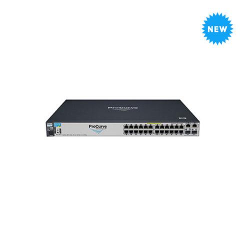 HP ProCurve 2610-24-PoE 2x SFP J9087A-F/S 0883585199198