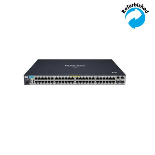HP ProCurve 2610-48 10/100 2xGbit,2xSFP J9089A 0883585199457