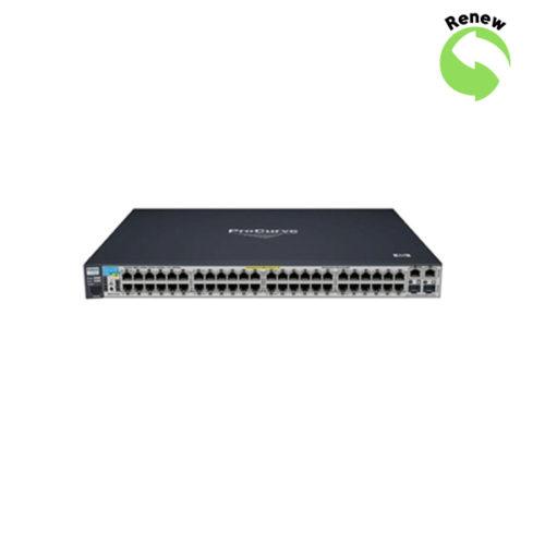 HP ProCurve 2610-48 10/100, 2xGbit,2xSFP J9089AR 0883585199457