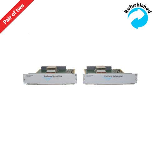 Set of two HP E8200 zl Fabric Modules J9093A J9093B 4717622031195