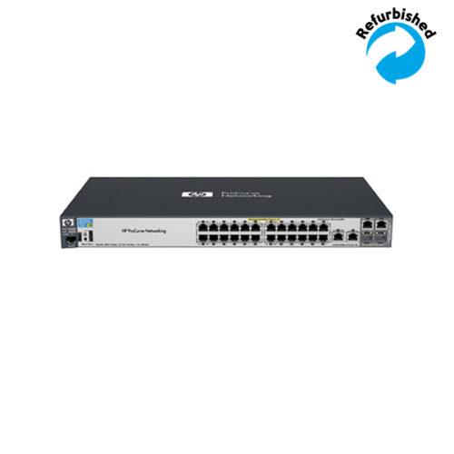 HP ProCurve 2520-24-PoE J9138A 0884420198048