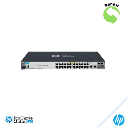 HP ProCurve 2520-24-PoE, RN J9138AR 884420198048
