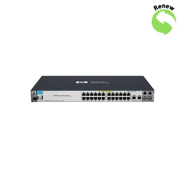 HP ProCurve 2520-24-PoE, RN J9138AR 0884420198048