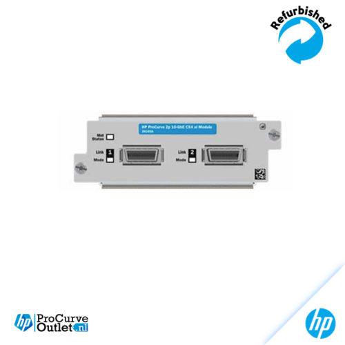 HP 2910 2-port 10GbE CX4 al Module J9149A