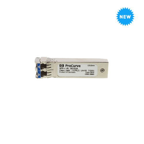 HP ProCurve X132 10G SFP+ LC LR Transceiver J9151A 757120890935