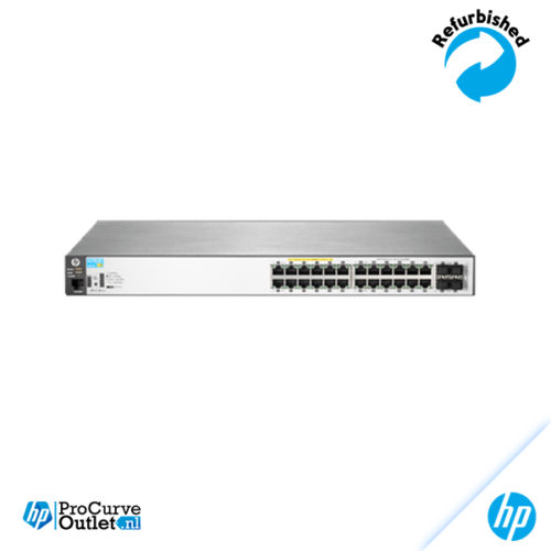HP ProCurve 2520-24G-PoE J9299A 884420222019