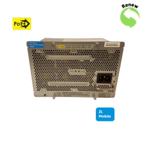 HP / Aruba 1500w PoE+ zl Power Supply J9306AR 5711045407284