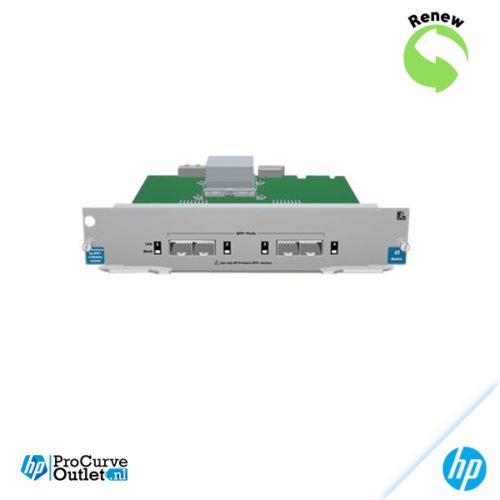 HP 4-port 10GbE SFP+ zl Module J9309A