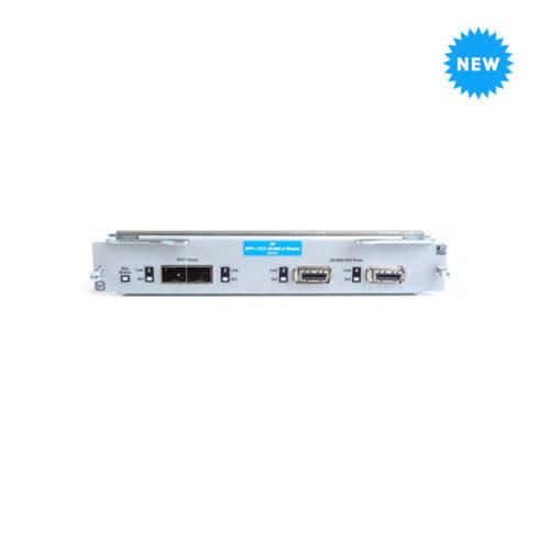 HP 10GbE 2-port SFP+ / 2-port CX4 yl Module J9312A 0884962722930