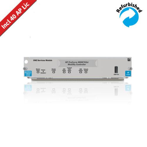 HP MSM765 zl Premium Controller J9370A 40 AP lic. 0884962098325