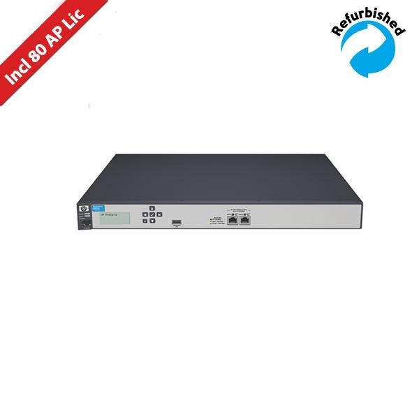 HP MSM760 Controller Series w/80 Lic J9420A 0884962102701