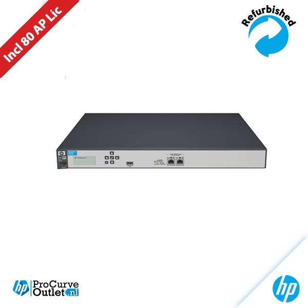 HP MSM760 Controller Series w/80 Lic J9421A 884962102701